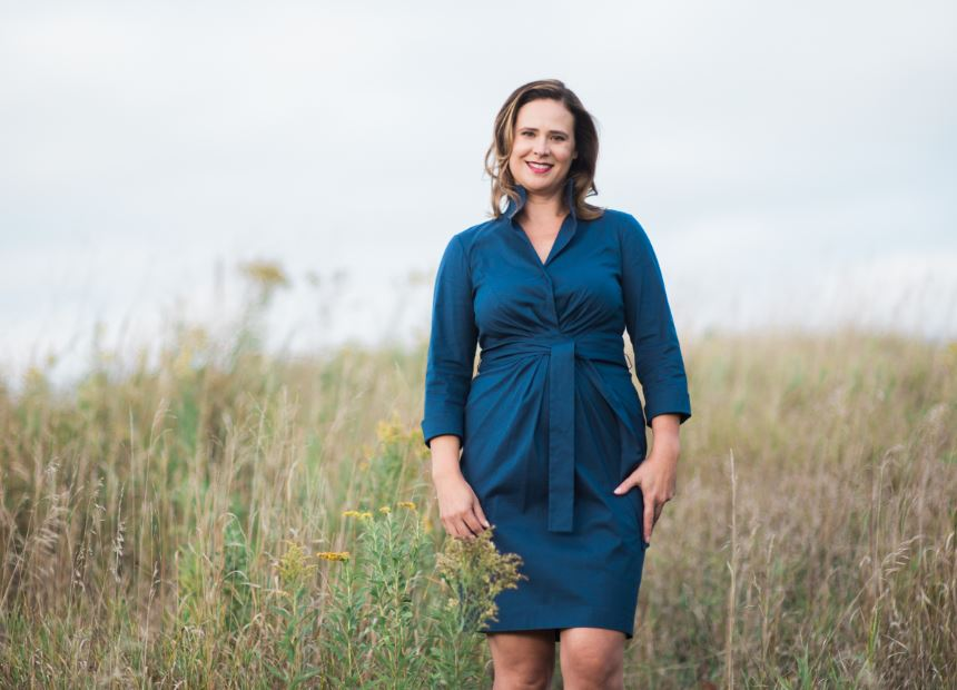 Jessica Freeland: Boots, Boats and a Ballooning Business