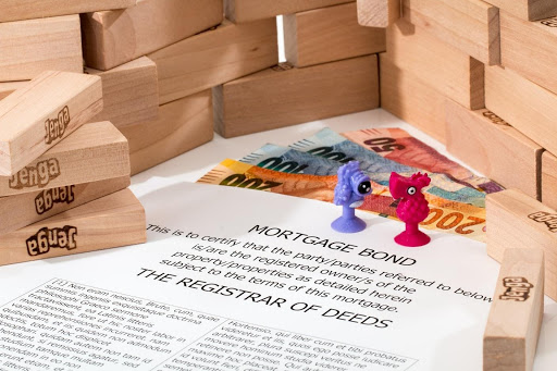 Mortgage Bond - Register of Deed