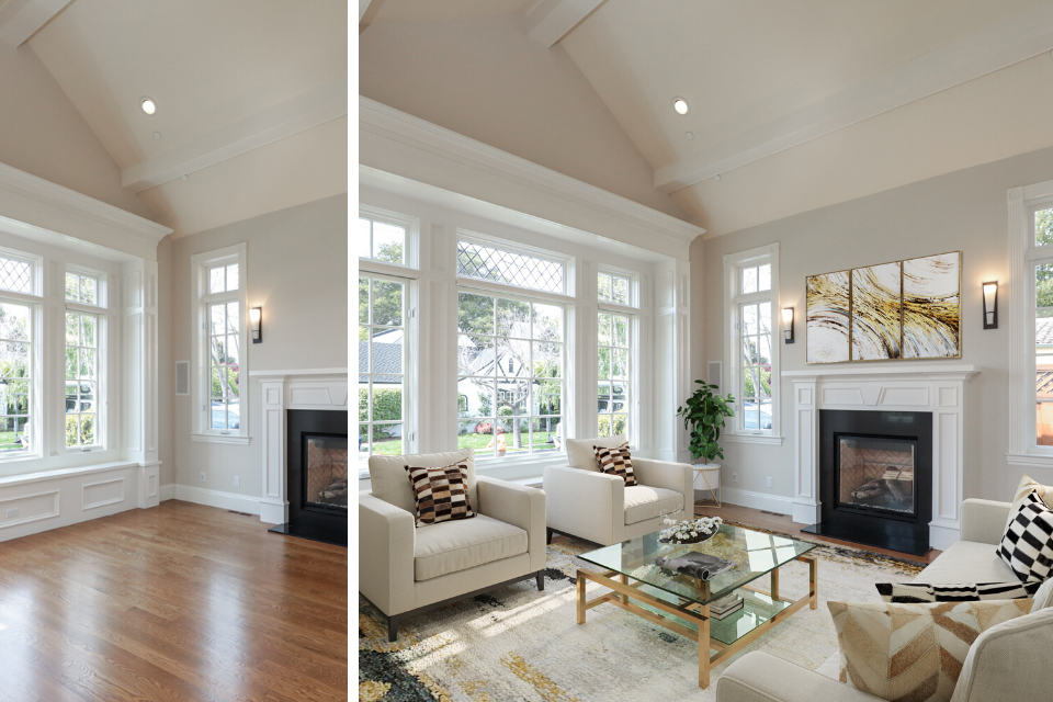 Virtual Staging — the Next Trend in Real Estate